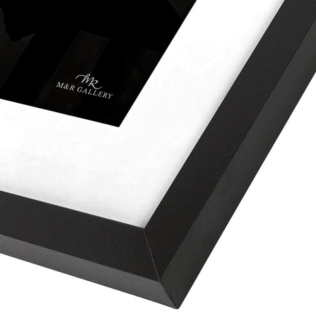 Fine Art Black and White portrait frame